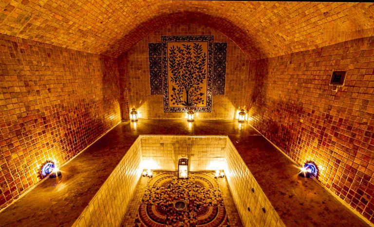 Arabian Hammam Steam Room at Casa Spa in London